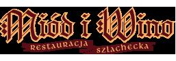Miód i Wino logo